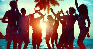 """People Throw """"Corona Parties"""" Worldwide"""