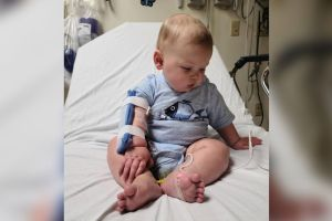 7-Month-Old Tests Positive For Coronavirus