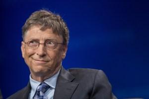 Bill Gates Says Stay Calm