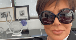 Kris Jenner on Affair