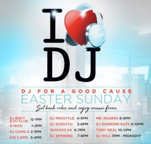 Dj For A Good Cause