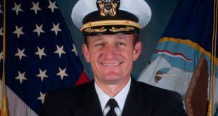 Captain Brett Crozier