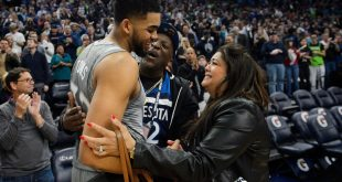 Karl Anthony Towns' Mom Dies