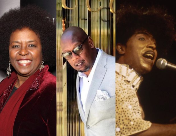 Betty Wright, Andre Harrell, Lil Richard