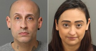 Husband and ex wife arrested