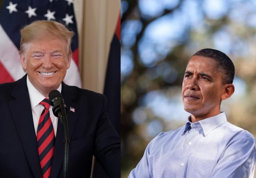 President Trump: 'Surprised' AG Barr won't look into Obamagate