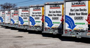 Uhaul Slams FUneral Home