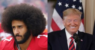 Kaepernick and Trump