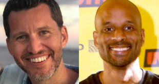 Bomani and WIll Cain