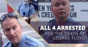 George Floyd Officers