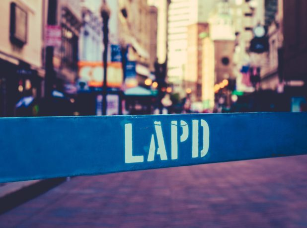 LAPD Funding