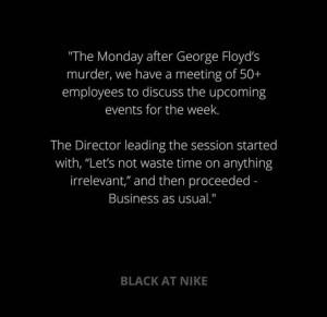 Black At Nike
