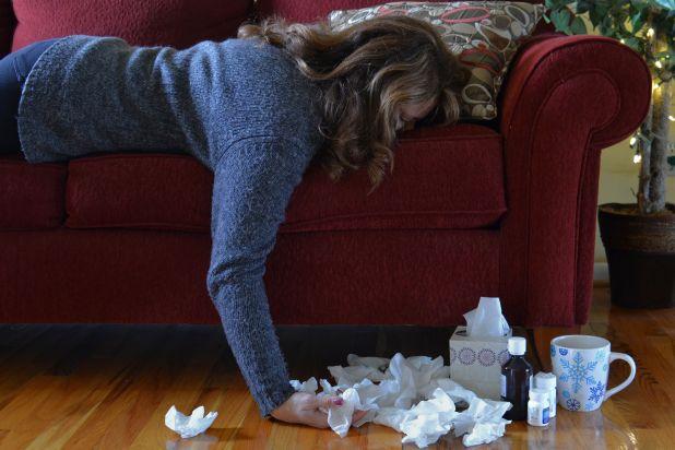 Sick for Coronavirus