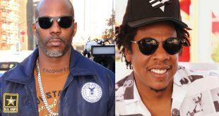DMX vs Jay Z