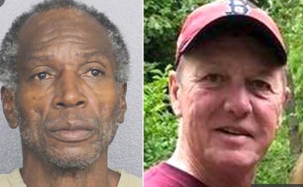 Homeless man kills man