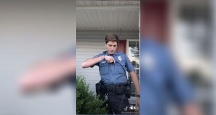 Georgia Cop Tases Unarmed Black Woman