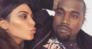 Kim Kardashian on Kanye
