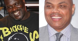 Shaq and Charles Barkley