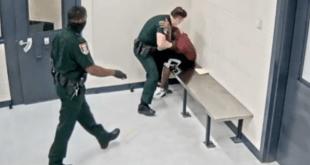 Deputy Hits Teen