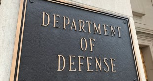 Pentagon Department of Defense