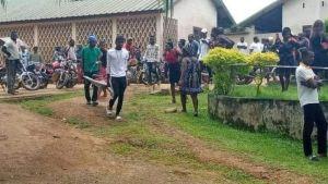 Cameroonian school attacked