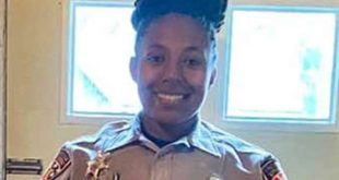 26-year-old North Carolina Deputy LaKiya Rouse