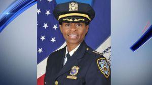 NYPD Chief Juanita Holmes