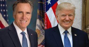 mitt Romney trump