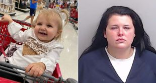 GA Babysitter Accused of Murdering 2-Year-Old Girl Under Her Care