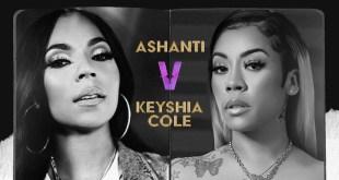 Keyshia Cole Ashanti Verzuz