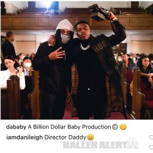 DaniLeigh and DaBaby