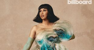Cardi B For Billboard