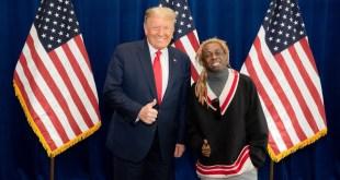 Trump Lil Wayne