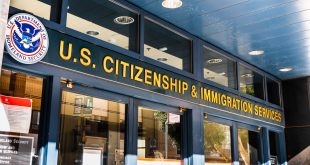 U.S. Citizenship and Immigration Services (USCIS) office located in downtown San Francisco