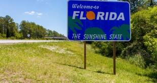 Florida state sign