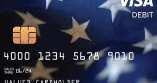 Stimulus Debit card