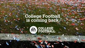 EA College Sports (NCAA) - Tweet