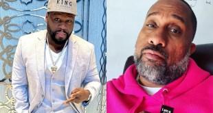 50 Cent & Kenya Barris (IG)