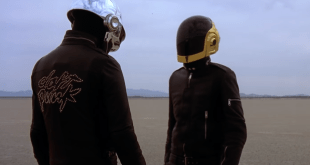 Daft Punk (YouTube screenshot)