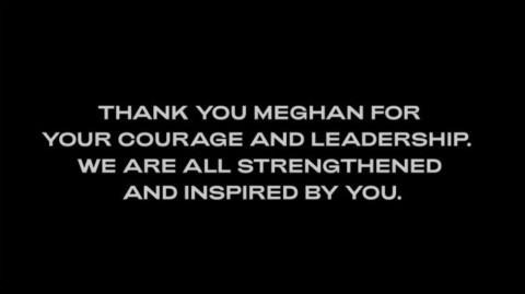 Beyoncé Supports Meghan Markle