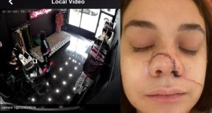Disturbing Video Shows Man Slash NYC Boutique Manager In The Face