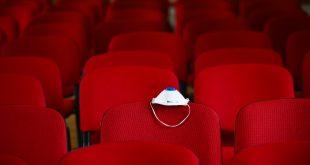 movie theater masks