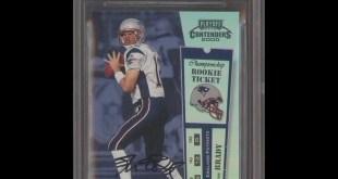Tom Brady Card