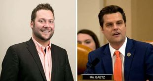 Matt Gaetz Joe Greenberg