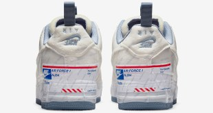 Nike In Hot Water Over USPS Inspired Air Force 1 Experimental