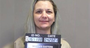 woman smuggle gun in vagina