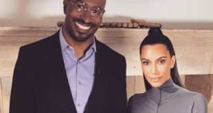 Van Jones and Kim Kardashian West