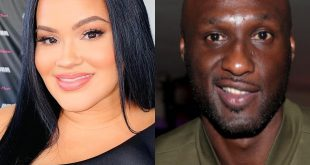 Liza Morales, Lamar Odom, Child Support