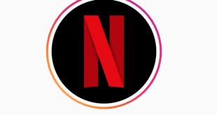 Netflix Instagram Icon - (Instagram)