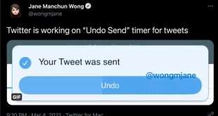 "Twitter ""Undo Tweet"" feature - Twitter Screenshot"